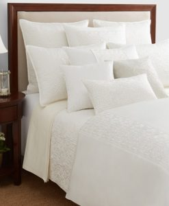 Hudson Park Luxe Athena Queen 3 Piece Coverlet Set SOC 342