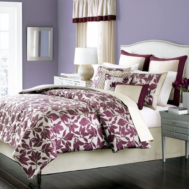 Berkshire Leaves Comforter Set