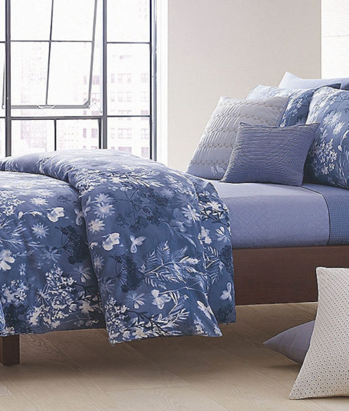 Calvin Klein Kensington Ice Queen Comforter Set SOC 1164