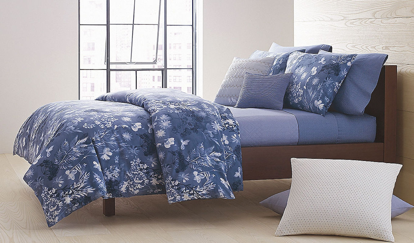 Calvin Klein Kensington Ice Queen Comforter Set Shop