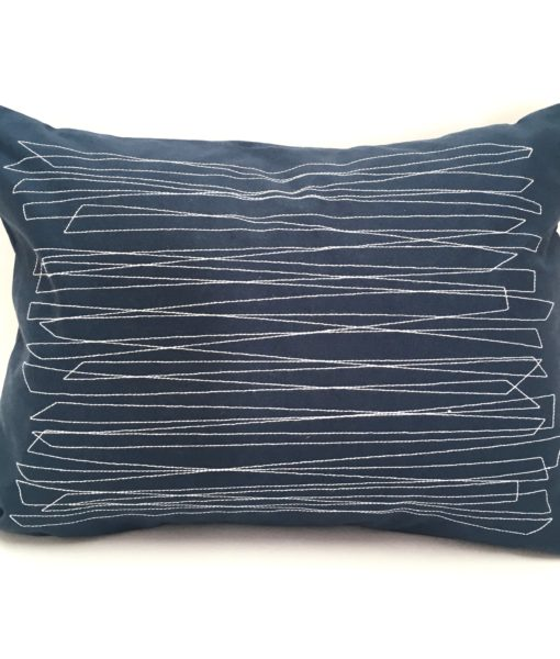 Calvin Klein Zig Zag Decorative Pillow SOC 1231