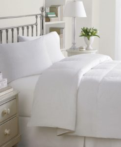 Charter Club Damask Dot Level 3 Twin Down Comforter CC002