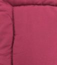 Charter Club Red Body Wrap Blanket Detail
