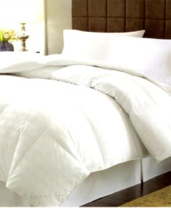 Charter Club Links King European White Down Comforter SOC 811