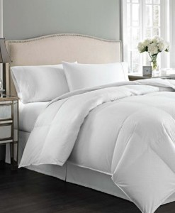 Charter Club Vail Twin European White Down Comforter(Level 4) CC005