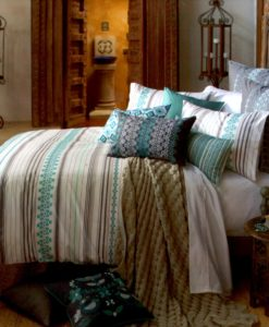 Danya By Kas Queen Duvet Set SOC 1330