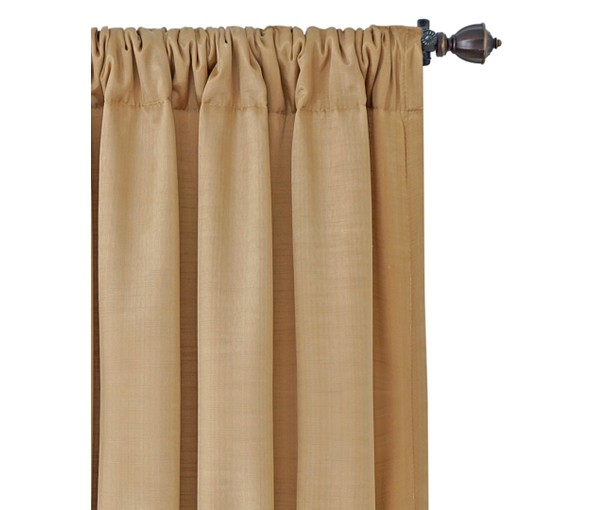 Elrene Cachet 3 In 1 Window Treatment Collection Glade 108