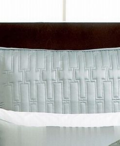 Hotel Collection Frost Quilted Euro Sham