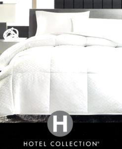 Hotel Collection Primaloft Queen Down Blend Comforter SOC 553