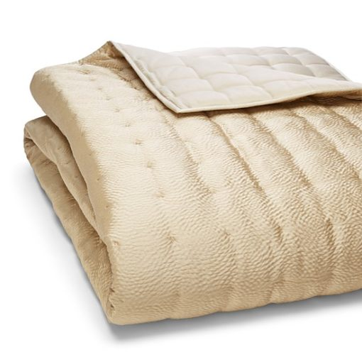 Hudson Park Delano Quilted Queen Coverlet SOC 1315