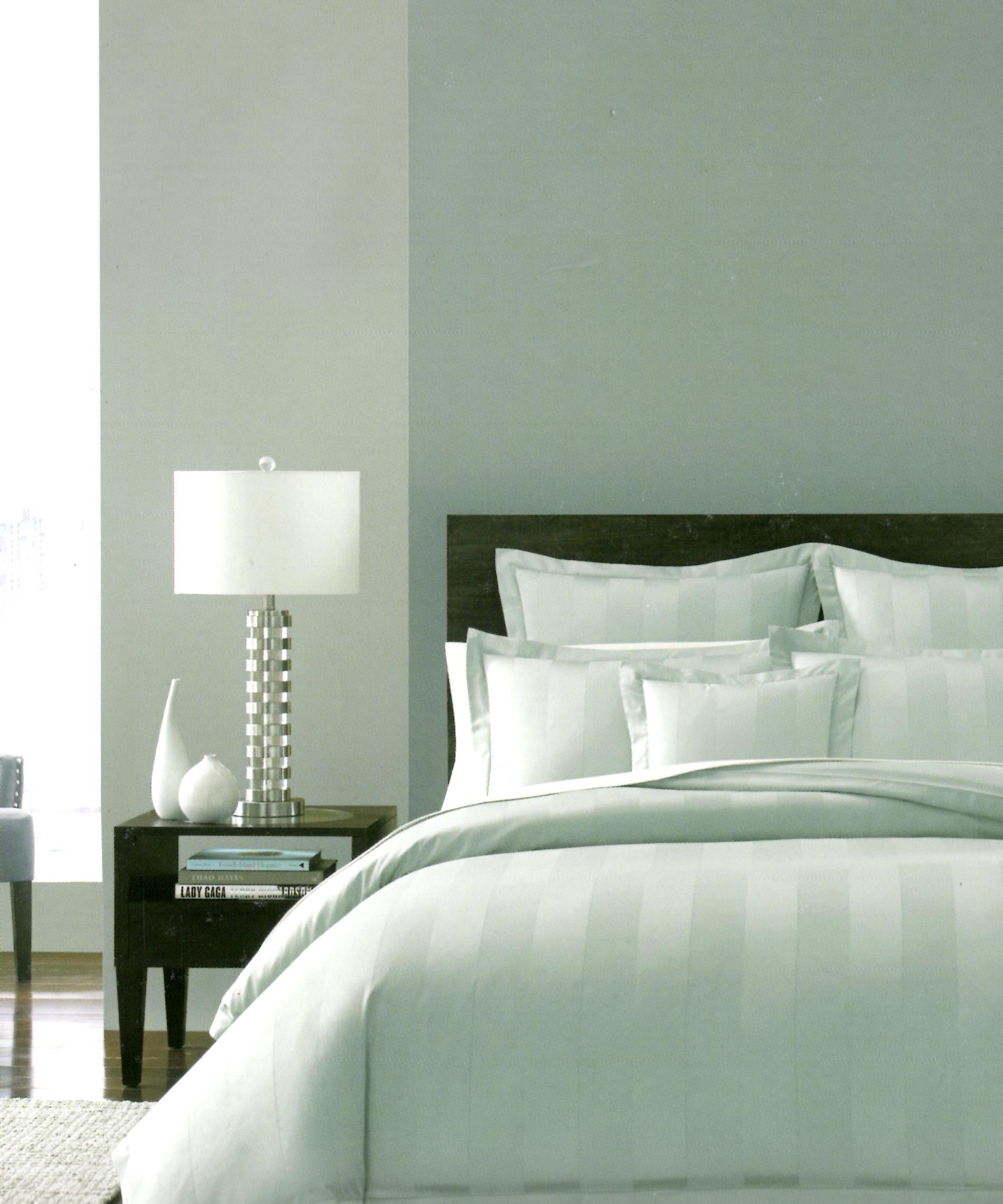 Bed Bath And Table White Coverlet
