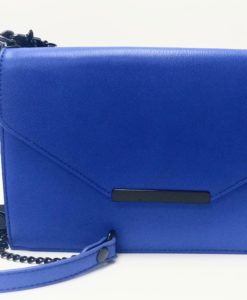 INC Interchangeable Crossbody Cobalt