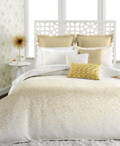 INC Prosecco King 4 Piece Duvet Set SOC 1143