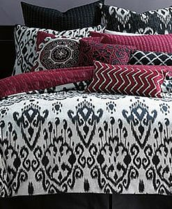 INC Ikat Twin Duvet Cover SOC 916
