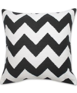 Jonathan Adler Pop Zig Zag Wool Pillow SOC 1038
