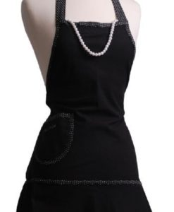 Little Black Dress Apron FA0007