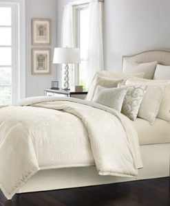 Martha Stewart Juliette Queen Comforter Set SOC 1155