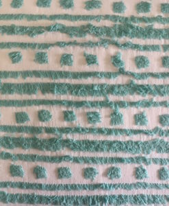 Martha Stewart Seafoam On The Dot Detail