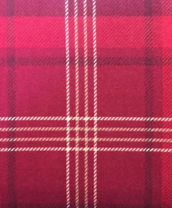 Martha Stewat Appleton Plaid Detail