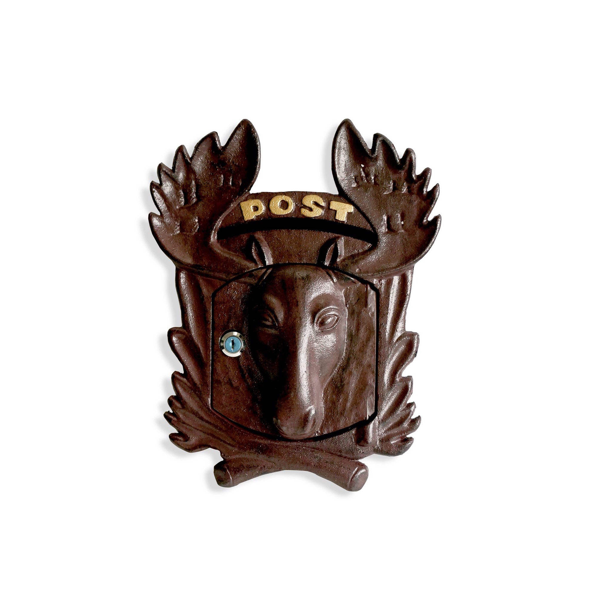 Moose Wall Mount Mailbox Shop Outlet Canada