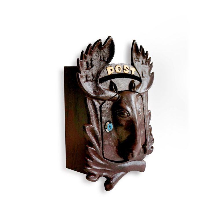 Moose Wall Mount Side View