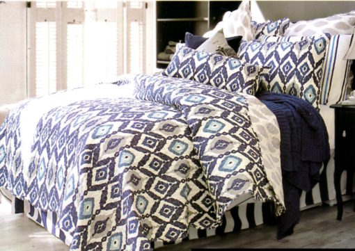 Namaya Reversible Queen Coverlet SOC 1357