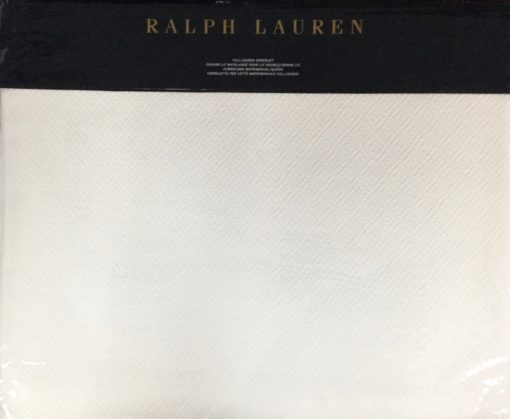 Ralph Lauren Baxter Queen Coverlet SOC 1295