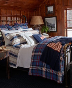 Ralph Lauren Saranac Peak Clara Queen Coverlet Set SOC 1284