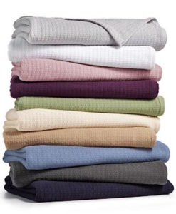 Ralph Lauren Classic Cotton King Blanket SOC 1289