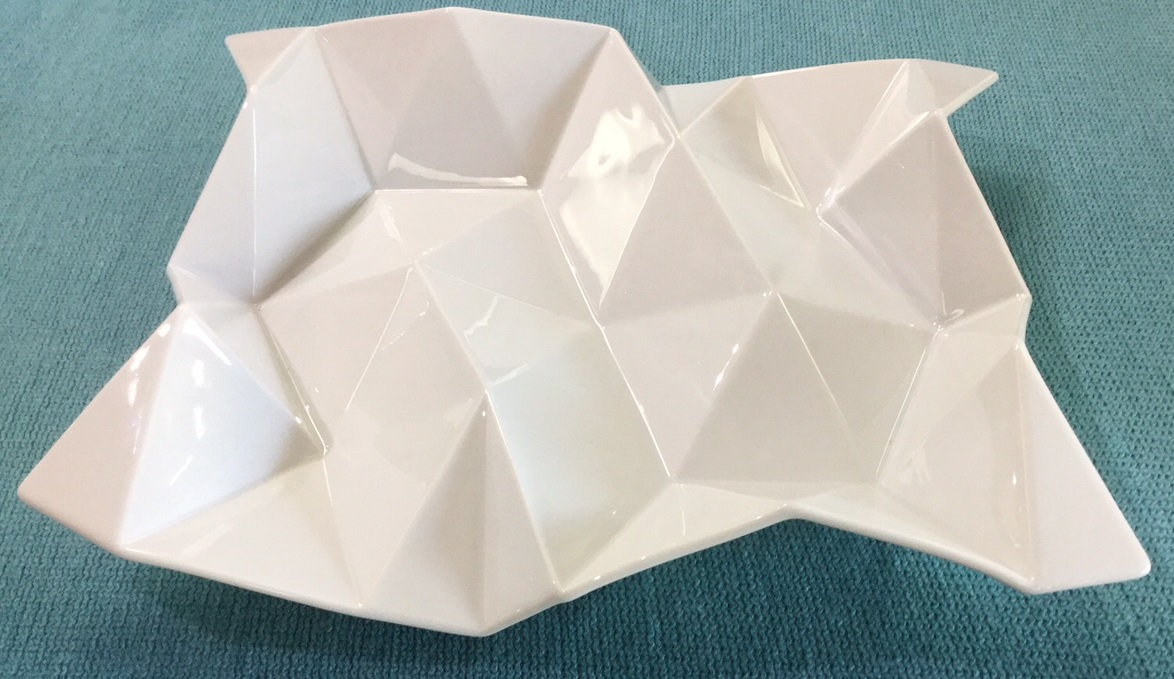 Rosenthal Studio Line Surface Porcelain Tray SOC 804