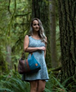 SaBi Kate Teal Hobo SOC 1267