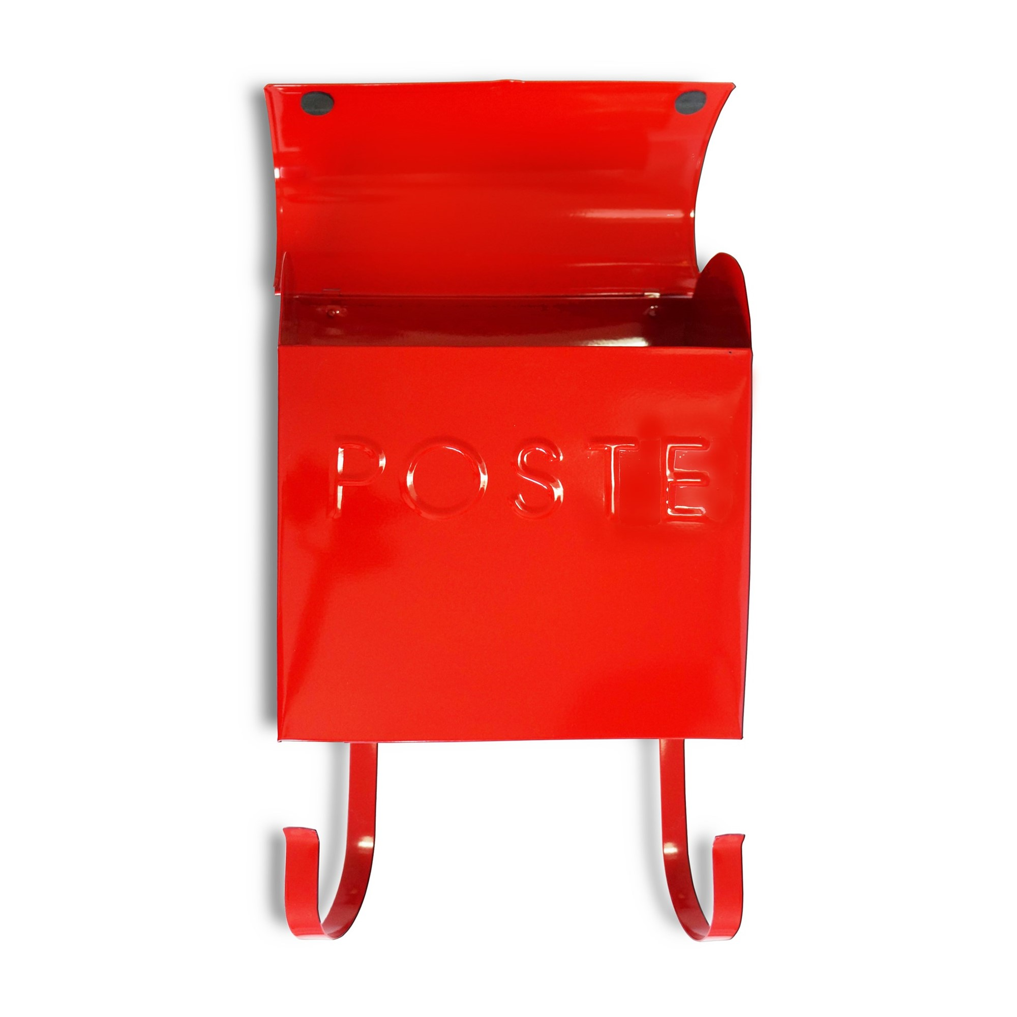 Wall Mount Red French Mailbox Shop Outlet Canada