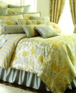 Waterford Linens Eveleen Queen Duvet Cover SOC 876