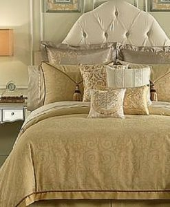 Waterford Linens Caprice Queen Comforter SOC 538