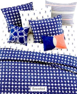Whim By Martha Stewart Flowerbed twin Quilt Set SOC 1128