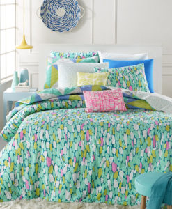 Whim By Martha Stewart Impression Twin XL Duvet Set SOC 1090