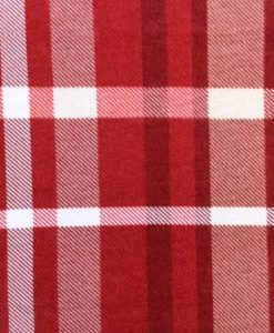 Winter Tartan Detail