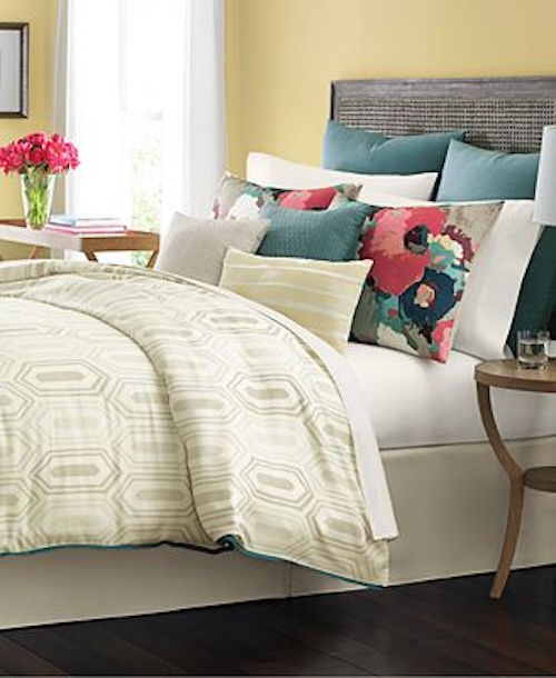 Martha Stewart Ellington Queen Comforter Set SOC 1322