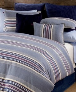 Tommy Hilfiger Sun Valley Twin Duvet Set SOC 138