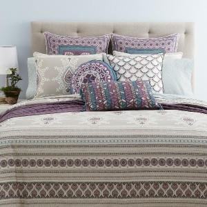 Sky Tribal Paisley Twin Duvet Set SOC 081